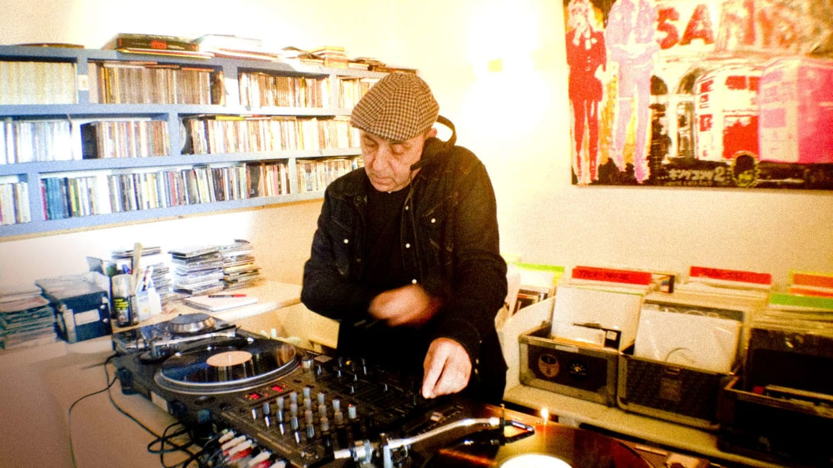 DJ Melegenda Dari Ibiza